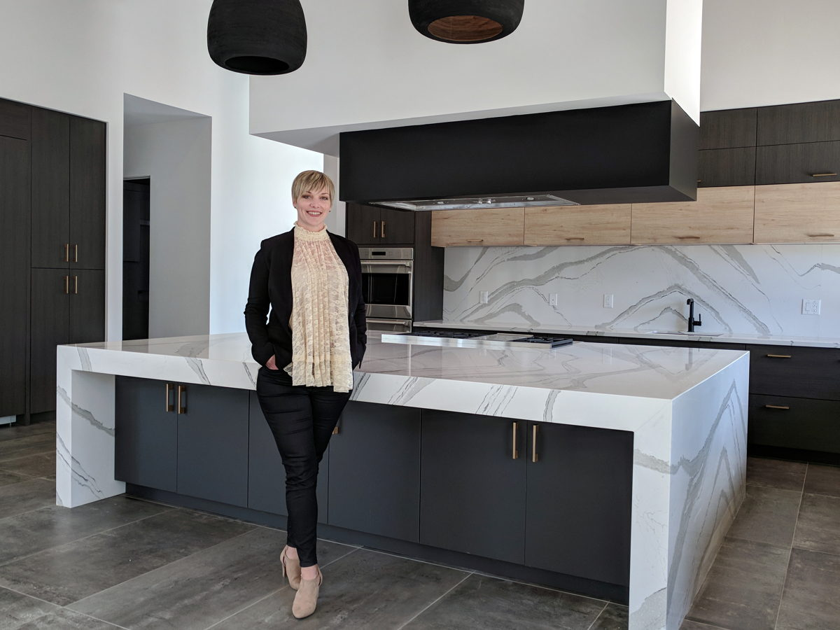Celeste Wilson - Celeste is the owner of Form 180. She encourages her homeowners to be bold and find the confidence to express their personalities through their design choices and fosters a true spirit of community over competition.