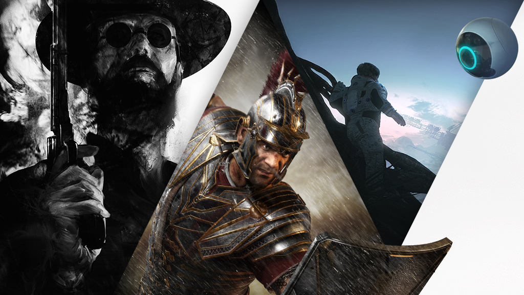 Hunt: Showdown, Robinson: The Journey and Ryse: Son of Rome on Offer in Steam Winter Sale!
