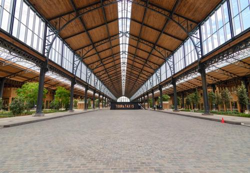Un Food Market belge à la Gare Maritime
