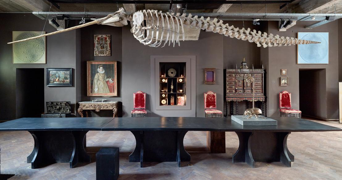 Axel Vervoordt opent Wonderkamer in diamantmuseum DIVA