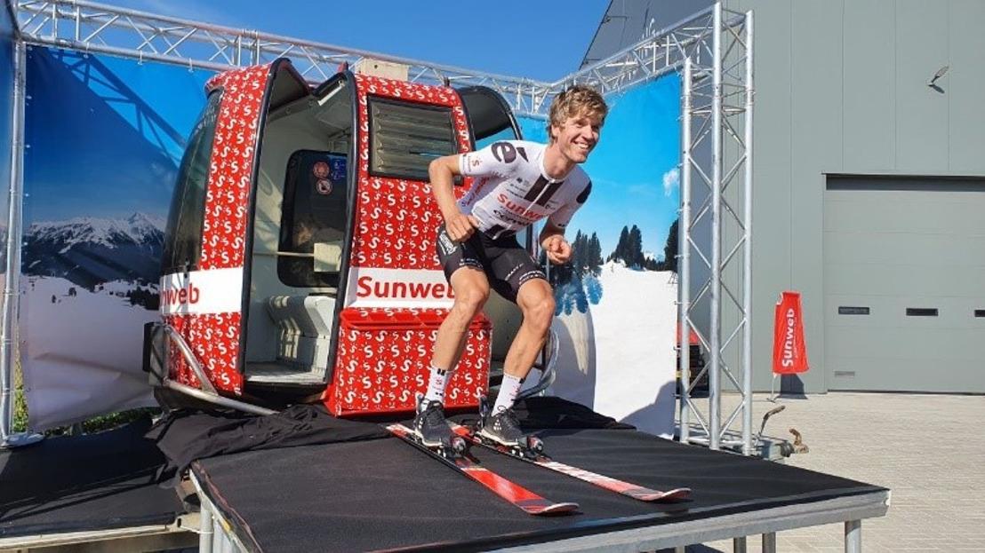 La Team Sunweb se remet en selle pour le Tour de France !
