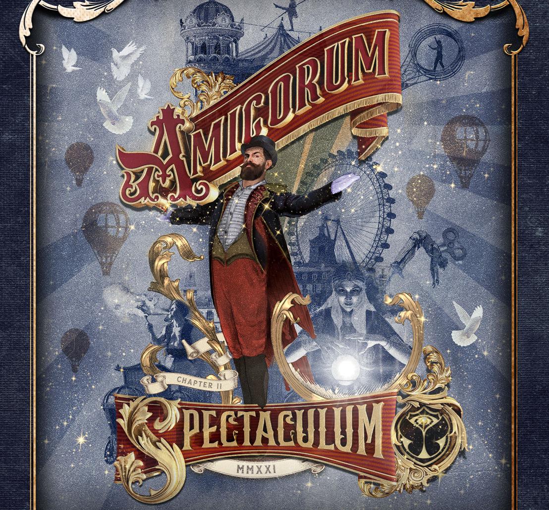 Tomorrowland - Around the World 2021 welcomes The Amicorum Spectaculum