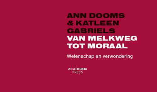 Boekpresentatie Van Melkweg tot moraal