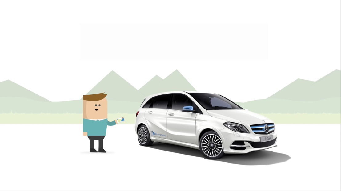 How Mercedes-Benz made the most out of Belgium's ecofriendly solutions