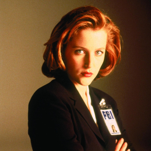 Gillian Anderson (Scully in The X-Files) is coming to FACTS Spring 2018!
