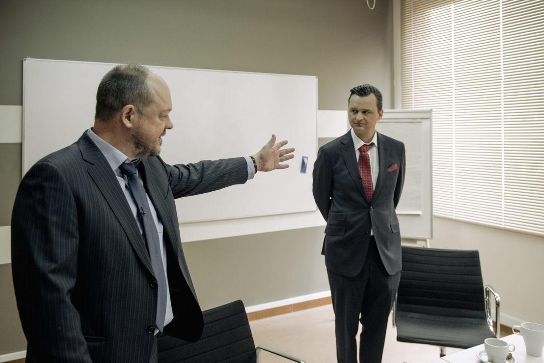 De 16 - Jan Hammenecker en Michael De Cock - (c) - Eric De Mildt