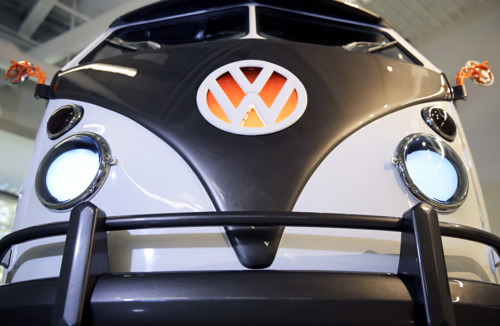 Volkswagen breidt expertise in Silicon Valley uit met nieuw IECC: 20 jaar innovatie wordt in de verf gezet met Type 20-conceptauto1