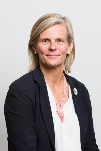 UCL-eredoctoraat voor VUB-rector Caroline Pauwels