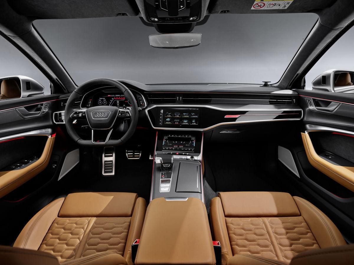 Audi RS6 2020 intérieur