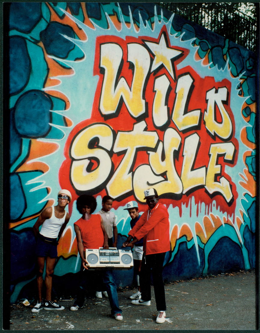 Out Loud! Film: We 3.06, 22:30 - WILD STYLE, Charlie Ahearn