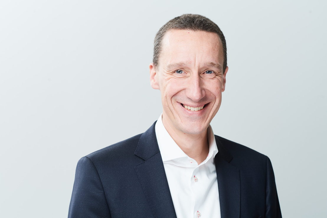 Peter Devlies, CEO AXA Banque Belgique