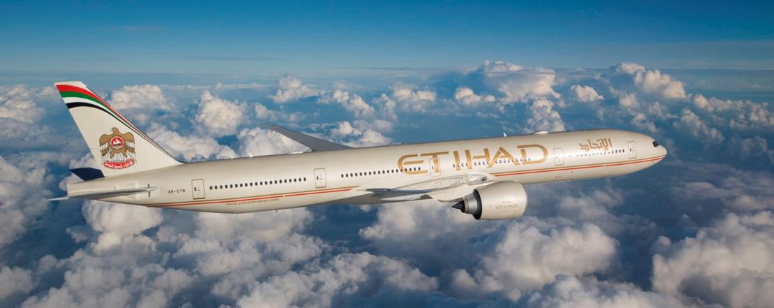 Etihad Airways start met vluchten naar Perth, Australië