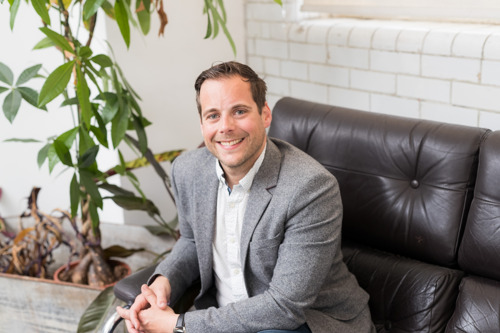 Inovátor a intrapreneur Jonathan Carrier poradcom AeroMobilu
