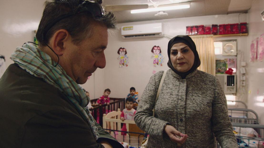 VDZVDV - aflevering 1 : IS-weeskinderen in Bagdad - (c) VRT
