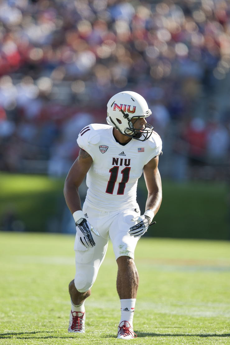 12. Juwan Brescacin, Northern Illinois (photo credit: Scott Walstrom, NIU Athletics)