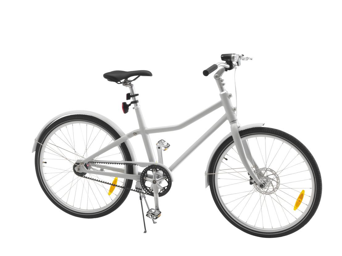 IKEA rappelle le vélo SLADDA à cause d'un problème avec la courroie d'entraînement