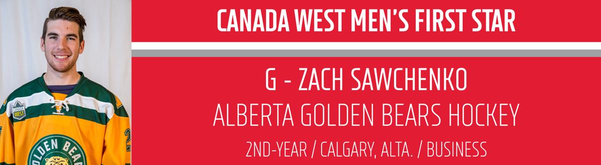 CW three stars: Goaltenders earn weekly honours