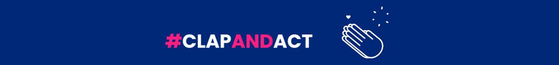 Artistes pour #ClapAndAct
