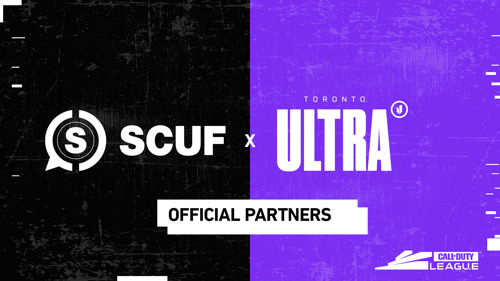 TORONTO ULTRA PARTNERS WITH SCUF GAMING