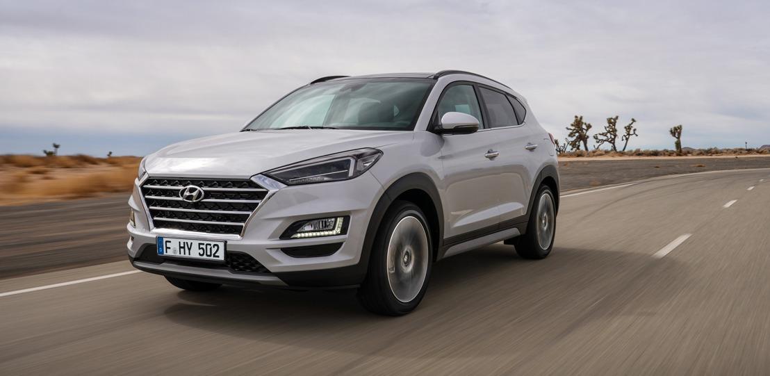 Neuauflage des Bestsellers: Hyundai stellt Tucson Facelift vor