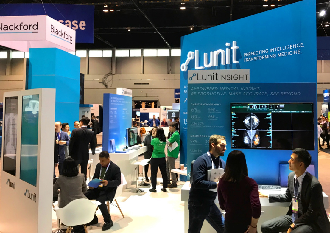 Lunit: Thank you for visiting our booth at RSNA 2018!
