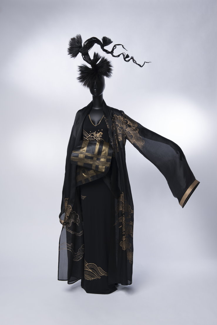 Kimono de Junko Koshino