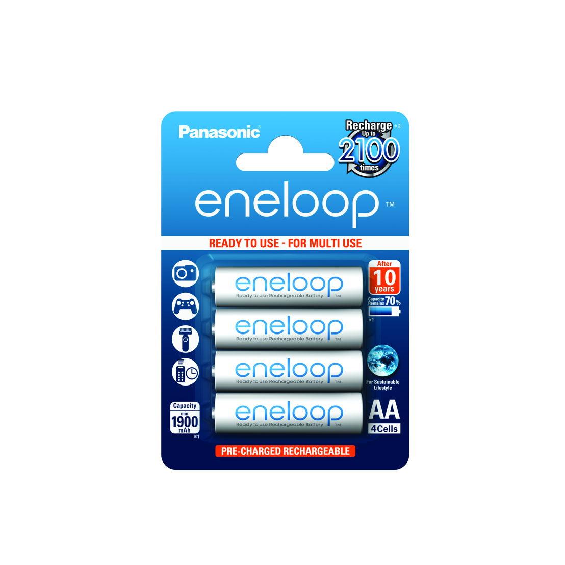 eneloop - batteries