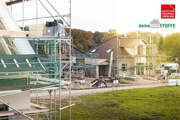 Preview: Deine Baustoffe kooperiert mit dem Deutschen Wohnbau Verbund