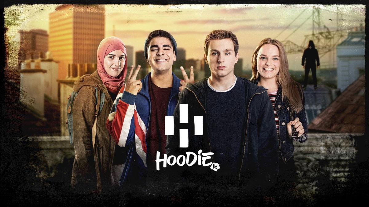 Hoodie gaat internationaal in meer dan 70 landen.