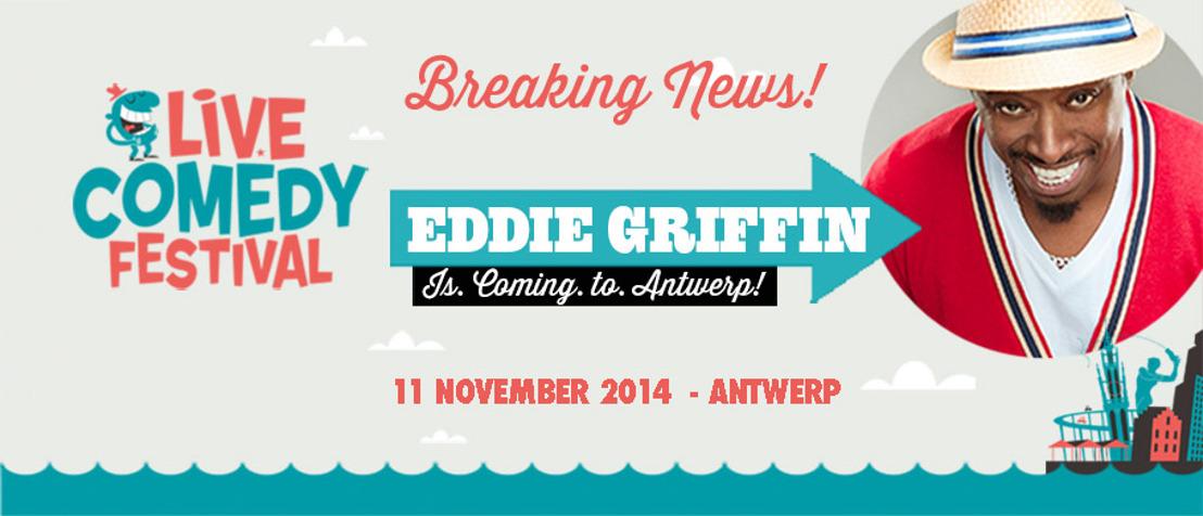 Live Comedy Festival : Eddie Griffin
