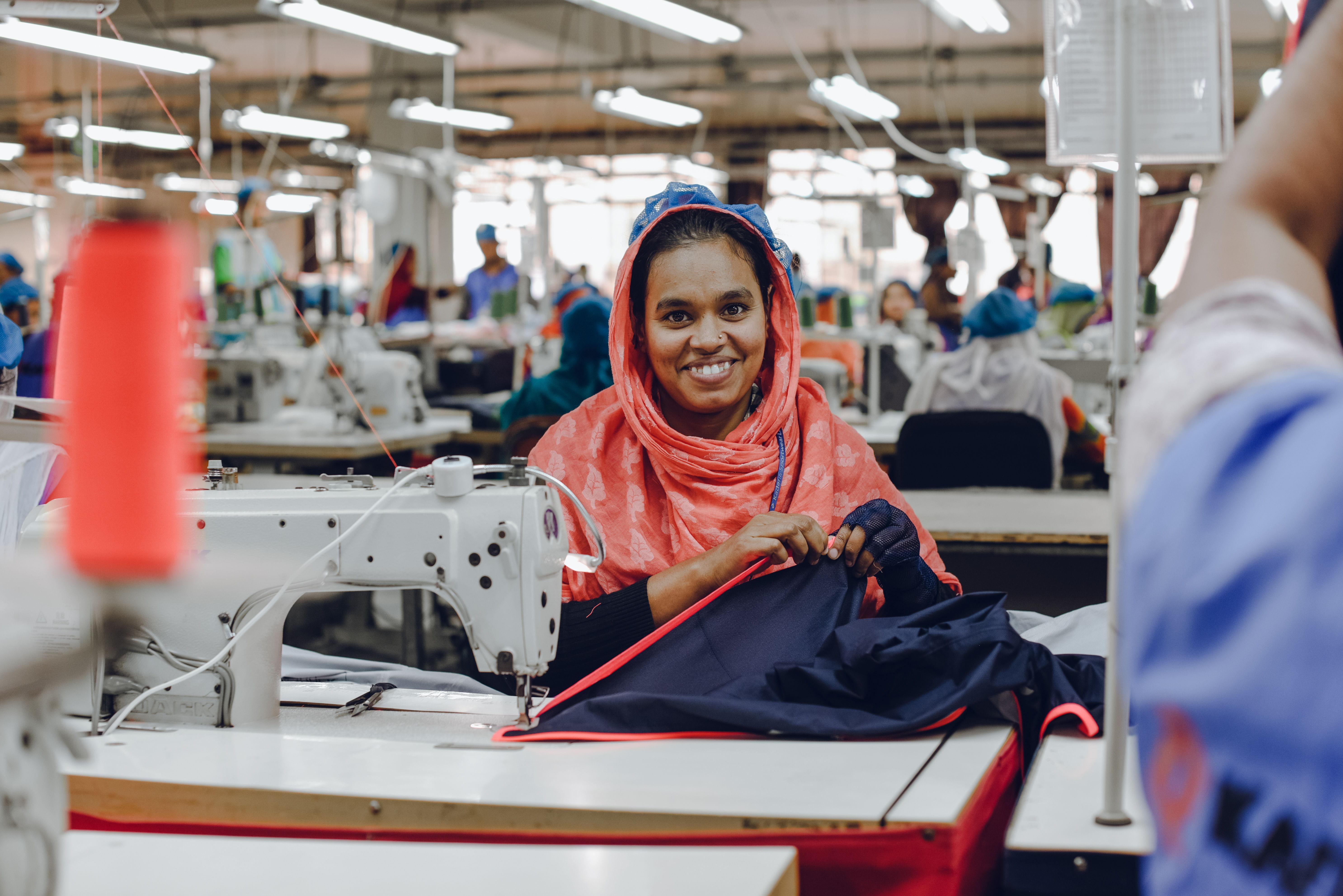 Stabilimento in Bangladesh – ©Altripiani.org