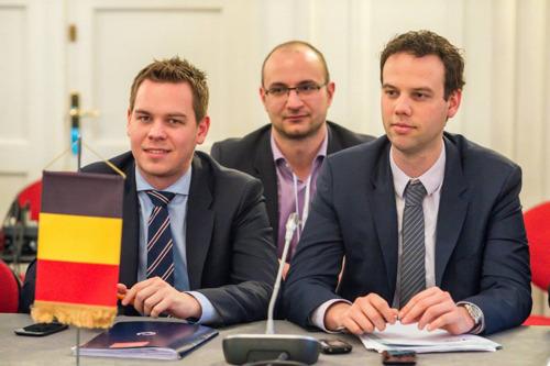 De YEPP Council in Zagreb