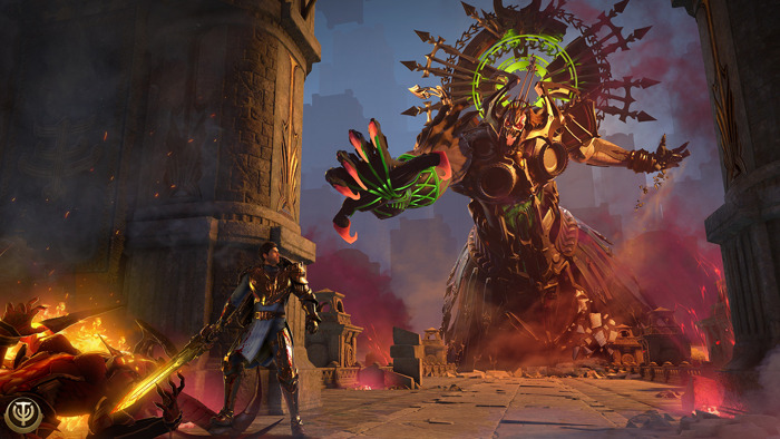 Preview: SCI-FI ACTION MMO SKYFORGE AVAILABLE ON GEFORCE NOW!