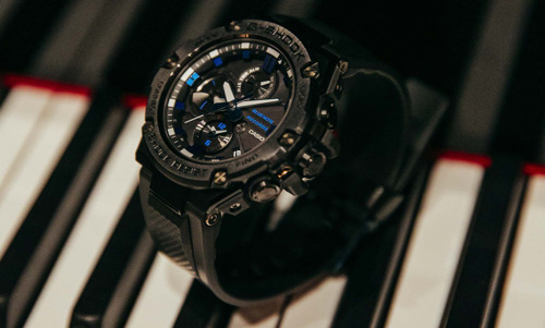 G-SHOCK celebra los 80 años del legendario sello de jazz Blue Note Records con un modelo único