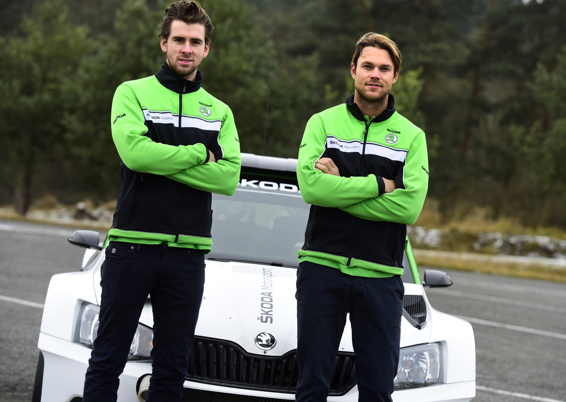 ŠKODA well prepared for the 2017 rally year