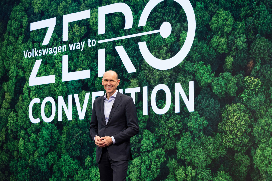 Way to Zero: Volkswagen presents roadmap for climate-neutral mobility