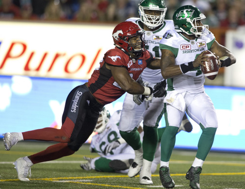 ARGOS SIGN VETERAN DEFENSIVE END FRANK BELTRE