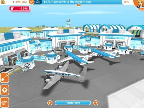 KLM recruits beta testers for its airline game