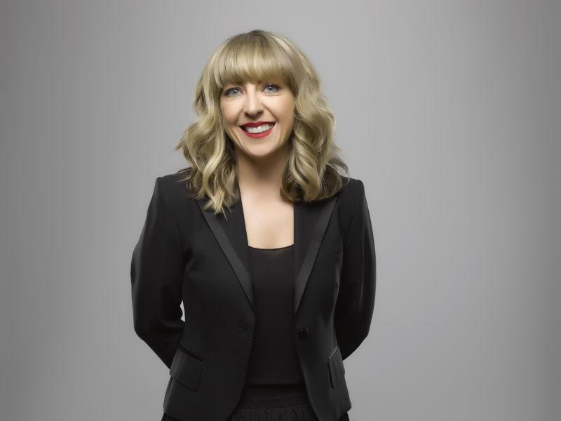 ABC Radio Melbourne Afternoon host Richelle Hunt