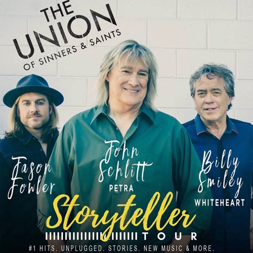 "The Union of Sinners and Saints' 25-City ""StoryTeller"" Tour Kicks Off In June"