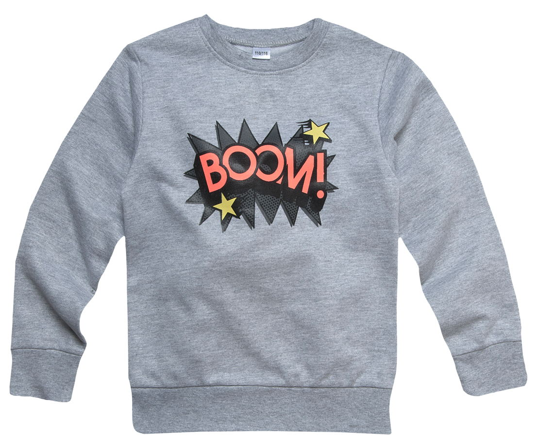 'Boom' - Boys Sweater