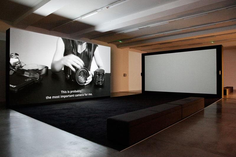 Exhibition view Salla Tykkä at M - Museum Leuven.<br/>Foto (c) 2016 KK / www.document-architecture.com