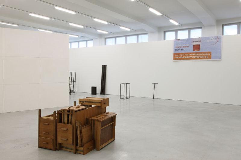 Vue de l'exposition Adriaan Verwée / Photo Dirk Pauwels