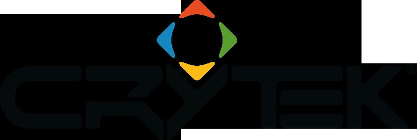Crytek Logo Black