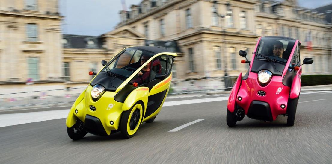"""Lancement à Grenoble de """"Cité Lib by Ha:mo"""", un nouveau mode de mobilité urbaine, basé sur l'utilisation de véhicules ultra-compacts 100% électriques"""