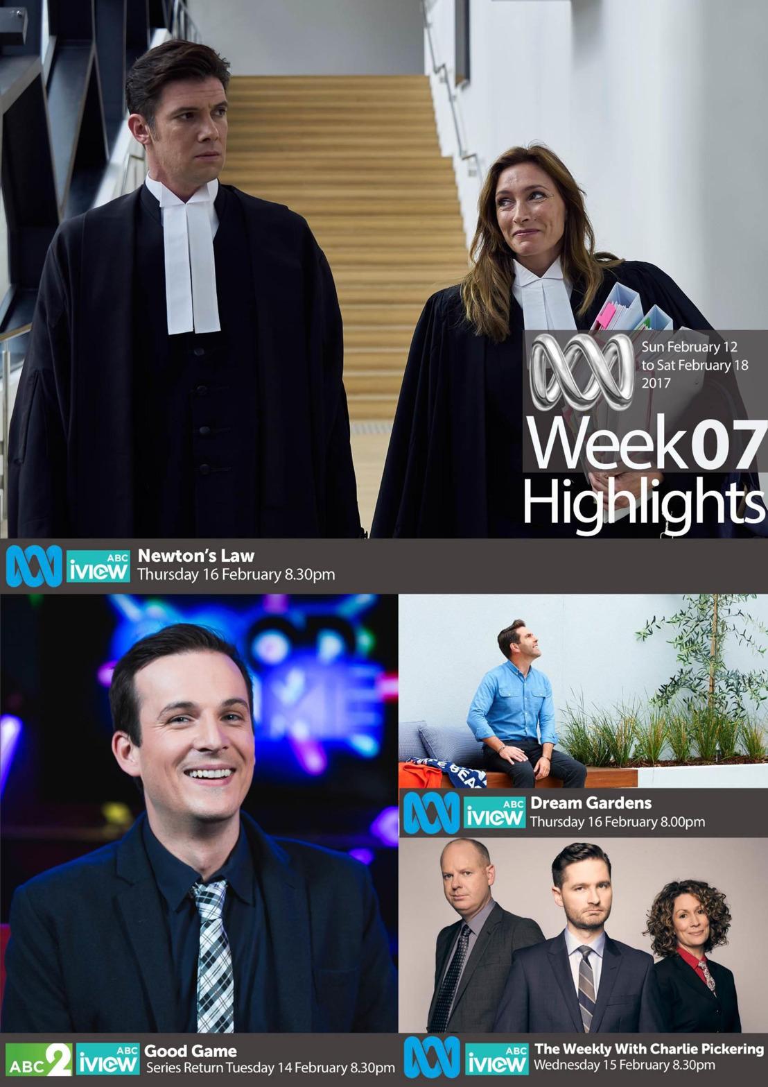 ABC Program Highlights - Week 7