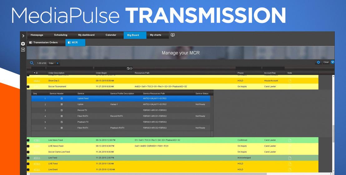 MEDIA ALERT: Xytech to Host MediaPulse Transmission Webinar Targeted for Broadcasters