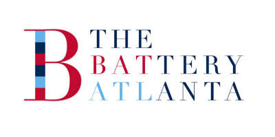 The Battery Atlanta press room