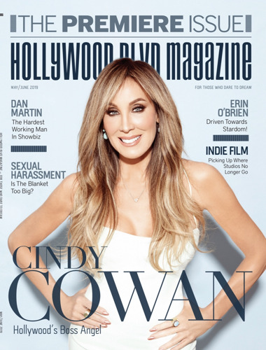 Hollywood Blvd Magazine Set To Debut Early May