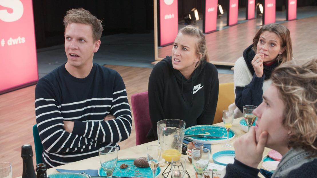 Paniek bij Dancing With The Stars-deelnemers na verrassende opdracht van Gert en Jani